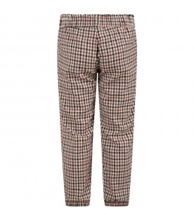 Multicolor pants for girl