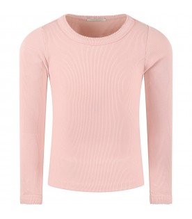 Pink T-shirt for girl
