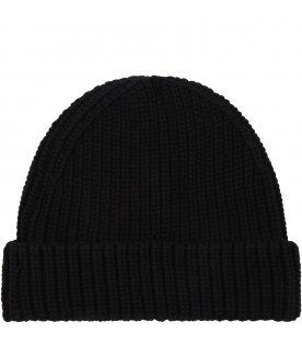 Black hat for kids with white Off logo