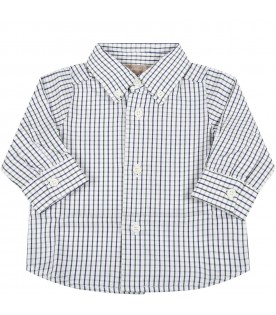 White shirt for baby boy