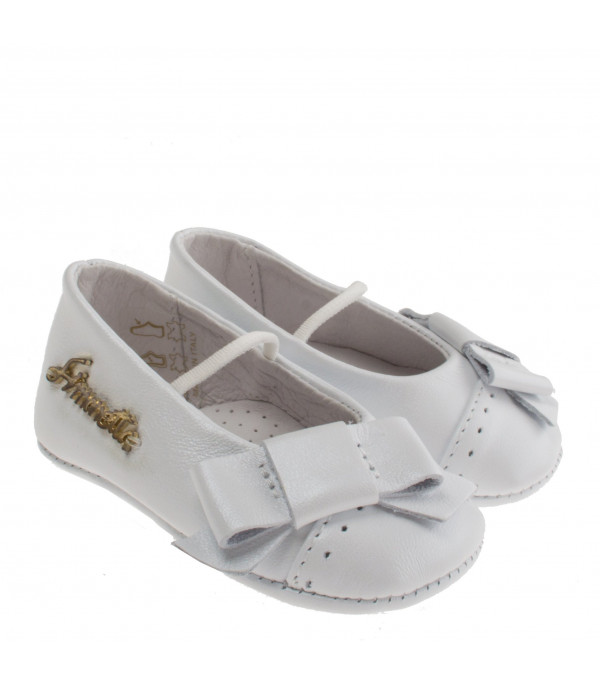 SIMONETTA Shoes with bow