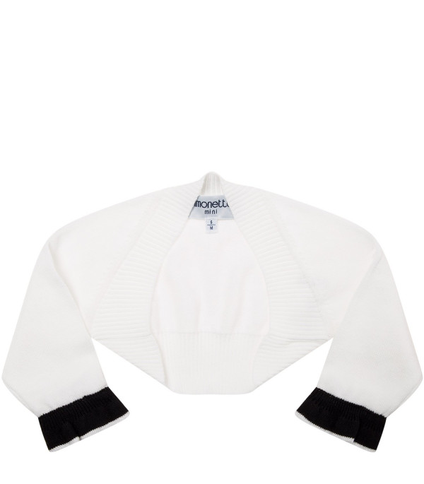 SIMONETTA White girl shrug