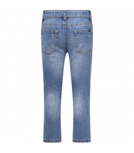 "Light blue boy ""Harley"" jeans"