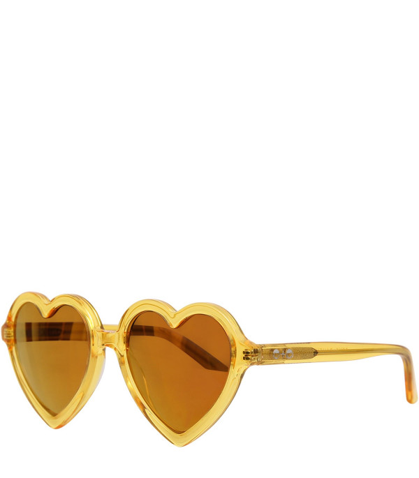 SONS+DAUGHTERS Yellow Lola sunglasses