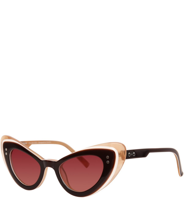 SONS+DAUGHTERS Brown Josie sunglasses