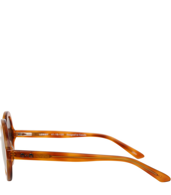 SONS+DAUGHTERS Caramel Lenny sunglasses