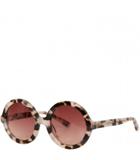 SONS+DAUGHTERS Tortoise Lenny sunglasses