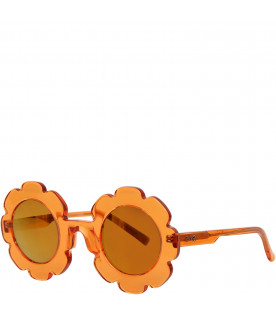 SONS+DAUGHTERS Orange Pixie sunglasses