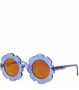 SONS+DAUGHTERS Blue Pixie sunglasses
