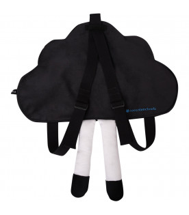 NANÌ & NANÀ Black backpack