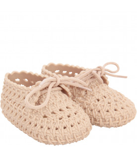 MINI MELISSA Beige shoes