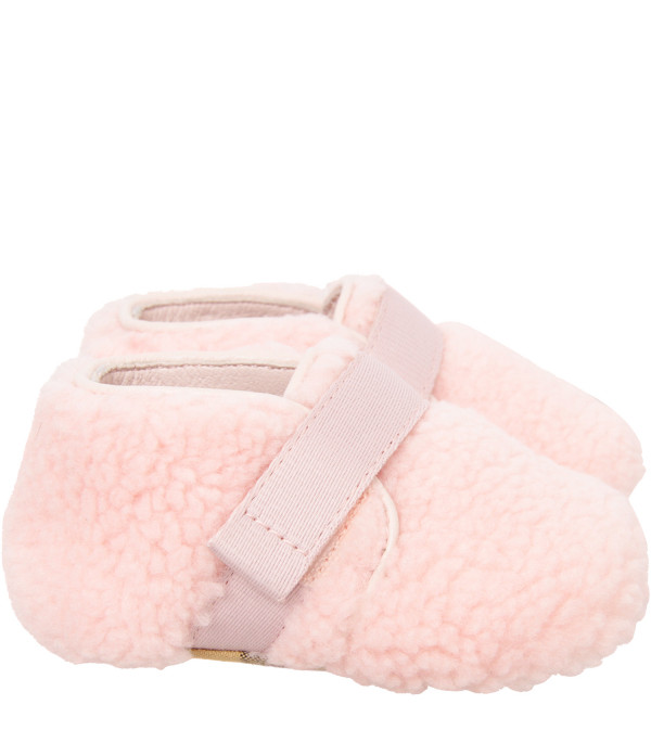 BURBERRY KIDS Pink shoes