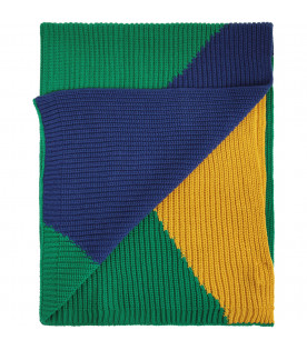 BOBO CHOSES Multicolor blanket
