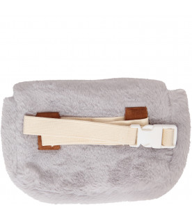 BOBO CHOSES Grey bum bag
