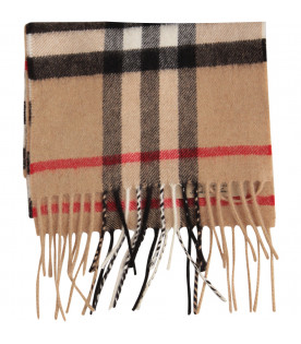 BURBERRY KIDS Vintage checked scarf