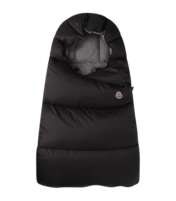 MONCLER KIDS Blue sleeping bag