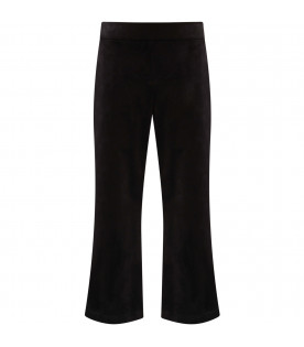 Black girl pants