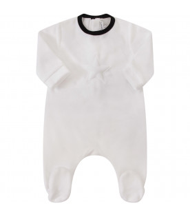 GIVENCHY KIDS White suit with black logo