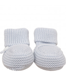 Heavenly baby bootee