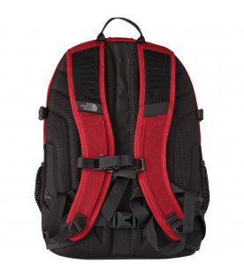 THE NORTH FACE KIDS Zaino grigio e rosso