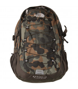 THE NORTH FACE KIDS Colorful camouflage backpack