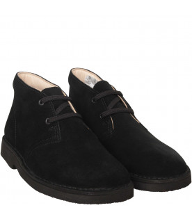 CLARKS ORIGINALS Black ankle boot