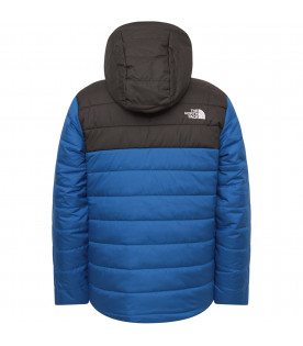 THE NORTH FACE KIDS Reversible boy jacket with white logo