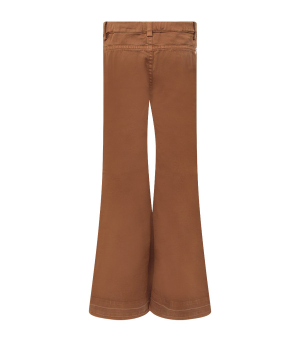 """DONDUP KIDS Camel girl """"Campbell"""" jeans with iconic D"""