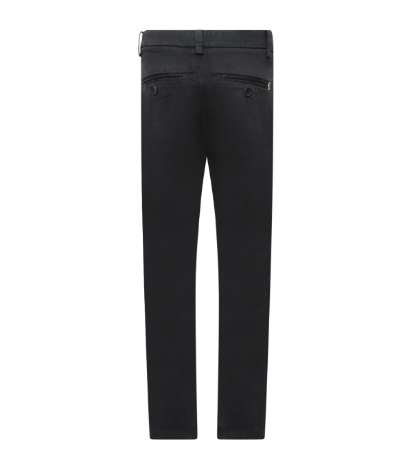 DONDUP KIDS Blue boy pants with iconic D