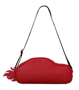 STELLA MCCARTNEY KIDS Borsa colorata a forma di macchina