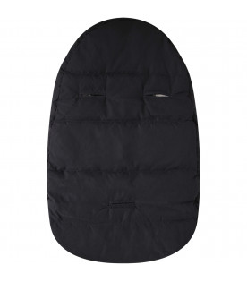ARMANI JUNIOR Blue sleeping bag