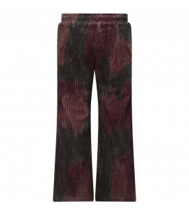 GOGANGA Colorful girl pant
