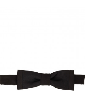 Black bow-tie for kid