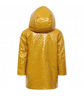 MUMOFSIX Yellow boy jacket