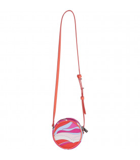 EMILIO PUCCI JUNIOR Colorful girl bag