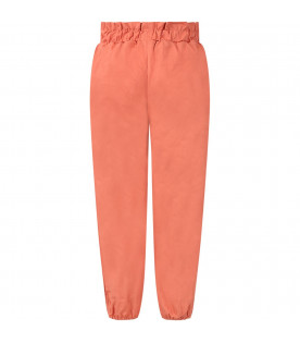 CHLOÉ KIDS Brick girl pants