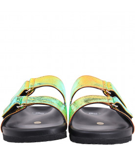 JOSHUA SANDERS KIDZ Colorful kids sandals