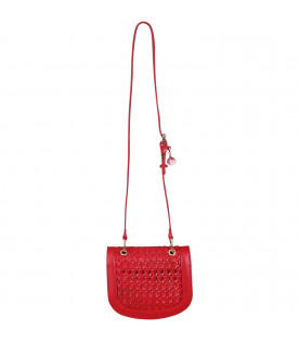 STELLA MCCARTNEY KIDS Red girl bag