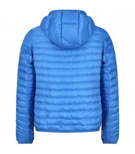 COLMAR ORIGINALS KIDS Azure boy jacket with iconic logo