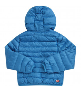 COLMAR ORIGINALS KIDS Azure babyboy jacket with iconic logo