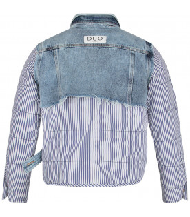 NATASHA ZINKO Denim boy jacket