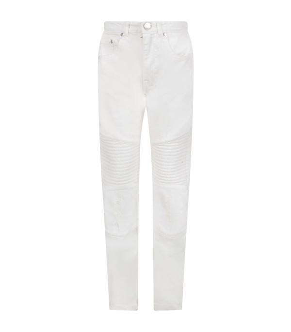 IT'S IN MY JEANS Jeans ''Seoul'' bianchi per bambini