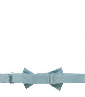 PRVT LABEL Light blue babyboy bow-tie