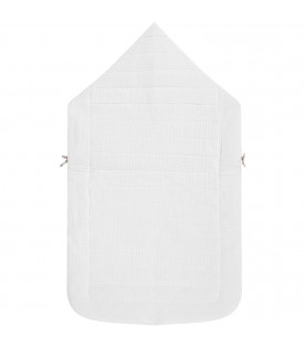 White babykids sleepink bag