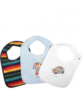 PAUL SMITH JUNIOR Set multicolor per neonato