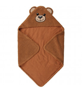 Camel babykids blanket with logo
