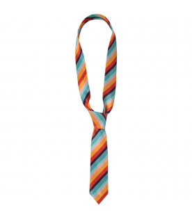 PAUL SMITH JUNIOR Multicolor boy necktie