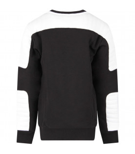SWEATSHIRTS NERO