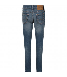 RALPH LAUREN KIDS JEANS DENIM