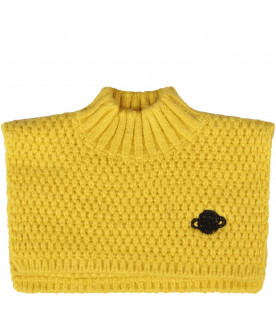 BOBO CHOSES Yellow girl bib